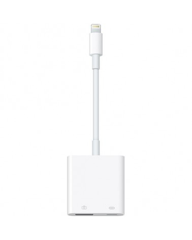 Adaptador lightning a USB...